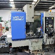 Hitachi Seiki VG45 4 axis Vertical Machining Centre (415V) Stock # 3114