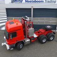 Mercedes Benz Titan heavy transport truck - 6x6 - 350 tons pulling capacity - RHD - available immediately