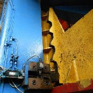 Cavenaghi et Ridolfi 150T Vertical hydraulique vers le bas Caresser Press