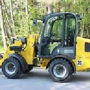 Wacker wheel loader WL 30