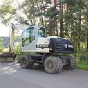 Terex TW 160 - incl. SW, hydr. Digging spoon + 1 tsp