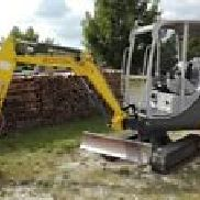 Wacker Neuson 2003 RD - very well maintained, VDS suspension