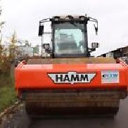 Hamm H11i - with compaction meter and climate, BJ 2015