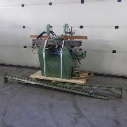 Horizontal Mortiser MAKA type RDB5