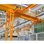 Industrial Double Beam Goliath Cranes