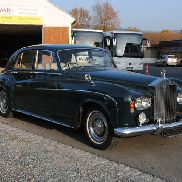 Rolls-Royce Silver Cloud III, Vintage, permuta, commercio possibile