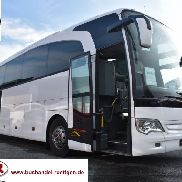 Mercedes-Benz O 580 17 RHD Travego / 417 / 350 / VIP