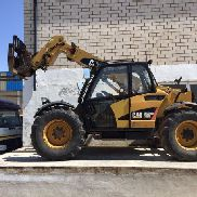 TELEHANDLER 4000 HOURS VERY GOOD