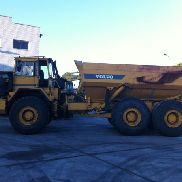 LIZARD DUMPER VOLVO A35 GOOD CONDITION