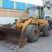 CAT 928F LOADER YEAR 1996