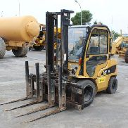 DOUBLE CLAMP FORKLIFT