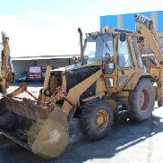 CATERPILLAR CAT 428 BARATA