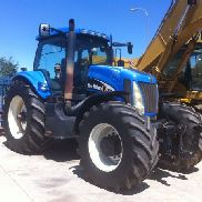 TRACTOR 285 hp. VERY GOOD WITH NEW WHEELS