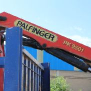 RIGID TRUCK WITH CRANE PK9501 PLAFINGER
