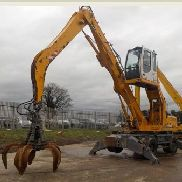 LIEBHERR A904 LONG ARM AND OCTOPUS CHD SCRAP