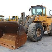 VOLVO L150E LOADER YEAR 2005