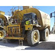 CAT 777 Water Bowser