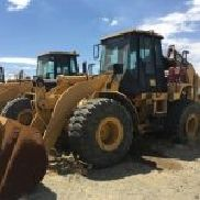 Lot 22 - CAT 950 Wheel loader (540) - Anglo Mogalakwena Auction