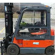 Sale Electric Forklift Used Toyota 7FBMF30-Matr.12802