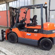 Used Electric forklift Toyota 7FBMF50 MATR.11773