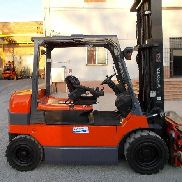 Used Electric Forklift Toyota 7FBMF50 MATR.11822