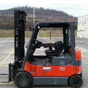 Sale Electric Forklift Used Toyota 7FBMF30-Matr.11220
