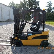 Used Electric Forklift CAT EP 20 CN Matr.ETB17200269