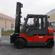 Sale Electric Forklift Used Toyota 7FBMF50 MATR.11864