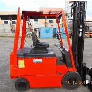Sale Used Electric Forklift Lugli ELX30 Matr.5342890689