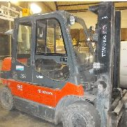 Sale Electric Forklift Used Toyota 7FBMF50 MATR.10567