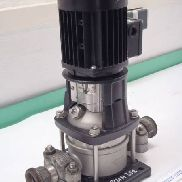 GRUNDFOS high pressure centrifugal pump CRN