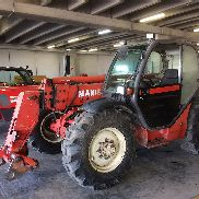 Manitou MT 932 Turbo