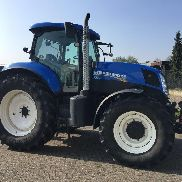 Comando New Holland T7.210 Rango