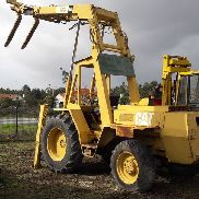 CATERPILLAR 4x4 Radlader