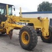 NEW HOLLAND RG 170 grader