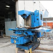 WMW HECKERT FU 400/S HORIZONTAL KNEE MILL, s/n 326211/139 (Located in Livonia, MI)