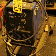 Miller Millermatic 140 MIG Welder s/n LH320266N Single Phase 120
