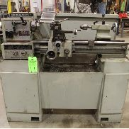 "EMCO Maximat Super 11 Tool Room Lathe, s/n 8009003, 5.5"" Center Height, 25"" Between Centers, 11"" Swing, 55-2200 RPM, Collet Chuck, Tool Post"