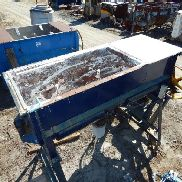 40 Cubic Foot Robinson Mfg. Co. Double Ribbon Blender