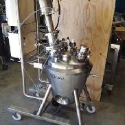 75 Liter 150 PSI Internal, 150 PSI Jacket 316L Sanitary Stainless Steel Reactor