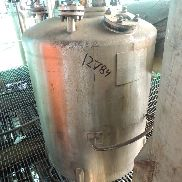 Alloy Fab 30 PSI Internal Pressure Vessel