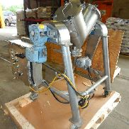 Used 5 Cubic Foot A&M Process Equipment V-Blender