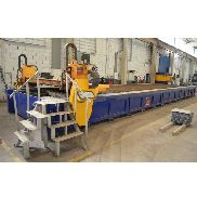 Plasma and oxyfuel cutting gantry MicroStep