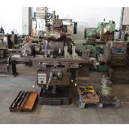 Used Universal milling machine LAGUN VD-5E