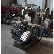 Used universal milling machine Jarbe F2