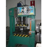 Hydraulic press Trunz 80