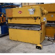 Used Hydraulic Folding machine AJIAL 2000x50t