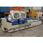 Double head saw Mecal SW 453