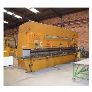 Hydraulic Press Brake Ajial 6000x170t