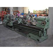 Parallel lathe PN50 of 3.000mm e.p.